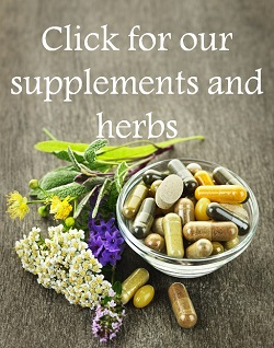 Supplements and Herbs list